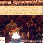 July 28-30 Attuning to the Body Current and SoMAntra Kirtan at Kripalu Center for Yoga & Health