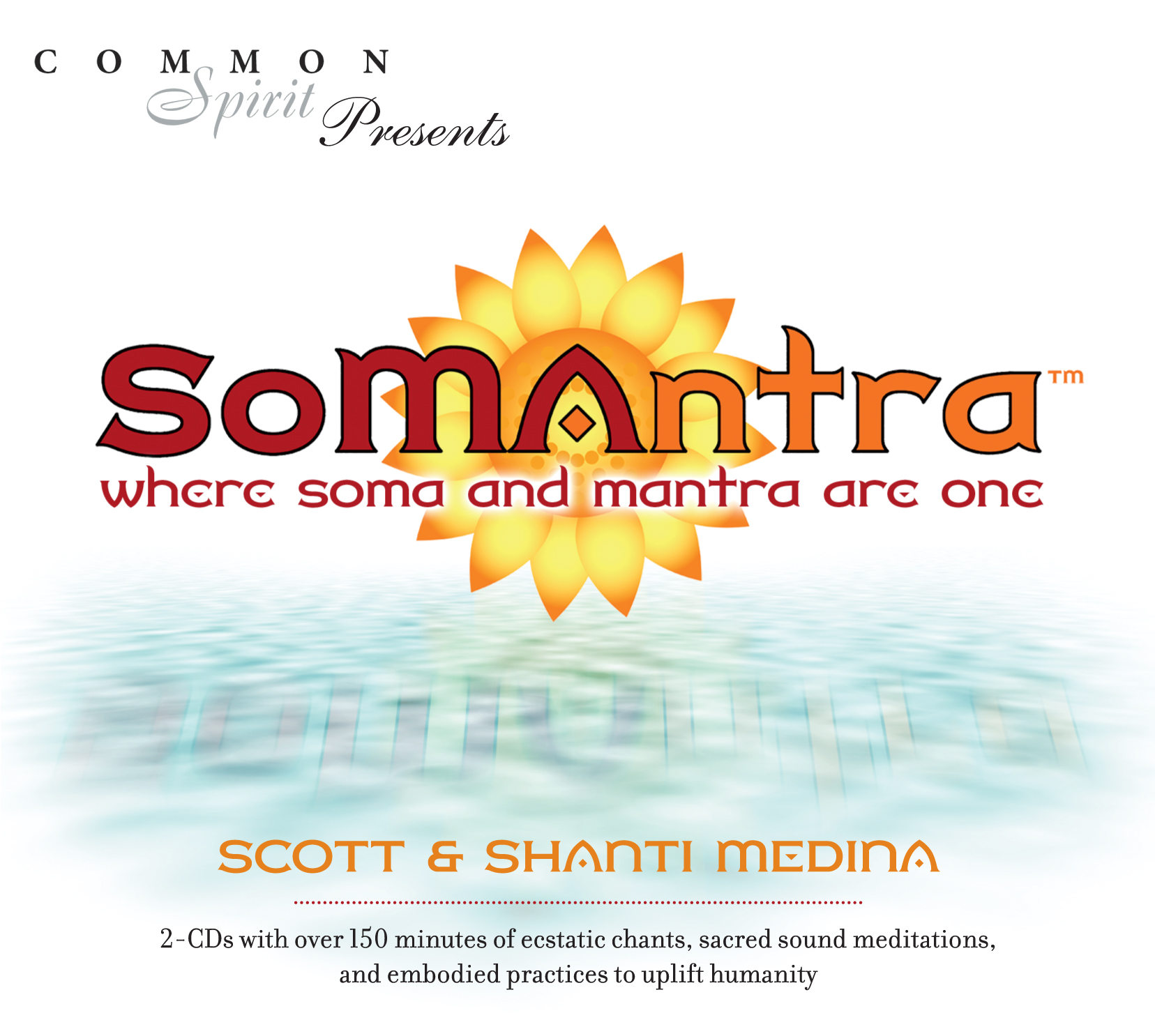 somantra CD Cover